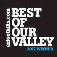 Best of Our Valley Winner 2017 | Bankruptcy & Criminal Defense