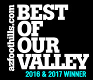Voted Best Law Firm in Phoenix Valley in 2016 & 2017